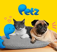 Petz: descontos incríveis em seleção de produtos mais 10% OFF da parceria!