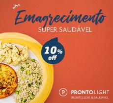 Pronto Light: até 15% de desconto em alimentação saudável