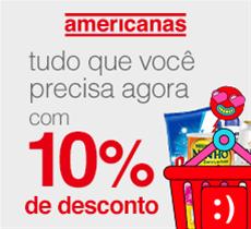 Conveniência: 10% de desconto em seleção de produtos de mercado