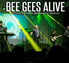 Bee Gees Alive – Legends Never Die – Santo André/SP