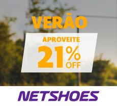 Netshoes Especial Verão: 21% OFF em seleção de produtos