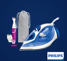 Philips com até 50% de desconto mais frete fixo