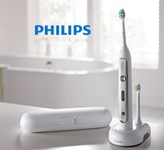 30% de desconto na linha Oral Care da Philips