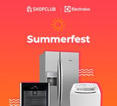 Summerfest ShopClub Electrolux: de 5% a 50% de desconto