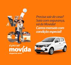 Movida imperdível: carros com condições especiais para aluguel mensal