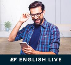 English Live: plano mensal por 99,90 mais benefícios extras