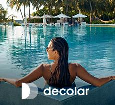 Especial hotéis: ofertas com até 50% Off na Decolar.com