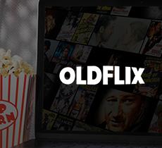OLDFLIX: até 15% desconto na assinatura de filmes, séries e documentários.