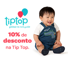 10% de desconto na loja online da Tip Top