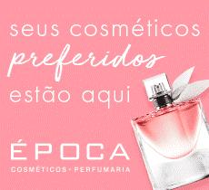 Até 12% de desconto em cosméticos