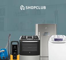 Saldão Shopclub: até 50% de desc mais frete grátis* em seleção de produtos
