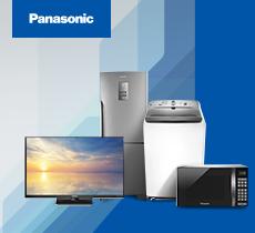 Até 28% de desconto na loja online Panasonic