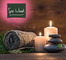 7% de desconto para cuidar da beleza e bem-estar no evento Spa Week!