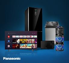 Panasonic: 25% a 28% de desconto na loja online