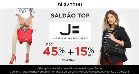 7522a3b02 Saldão TOP Zattini  até 45% de desconto mais 15% de desconto da parceria
